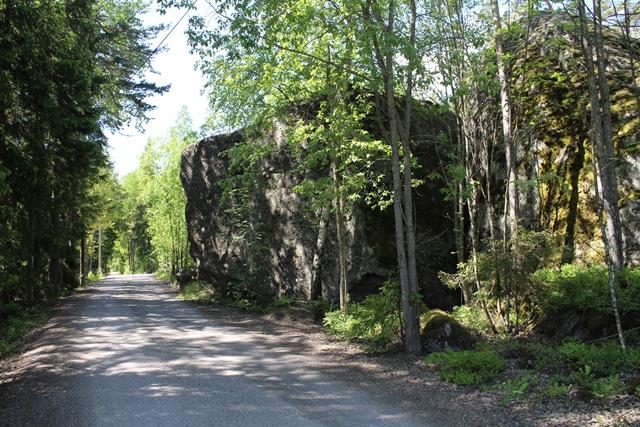 Lemminkäisen temppeli, Sipoo. Kuva: KivaaTekemistä.fi