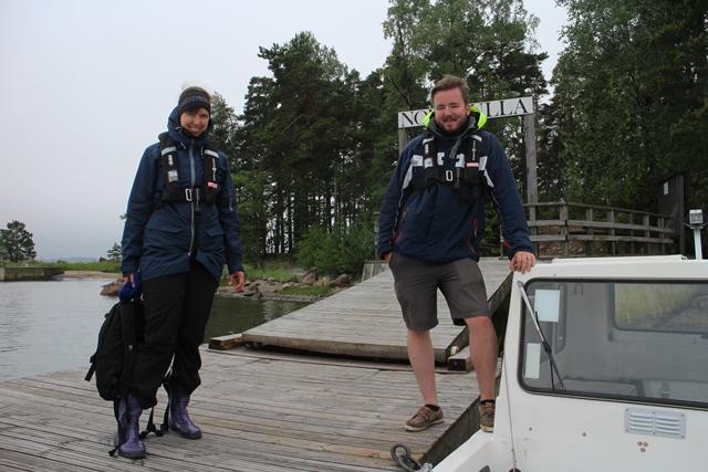 Sari ja Seasong Travelsin Alexander. Kuva: KivaaTekemistä.fi
