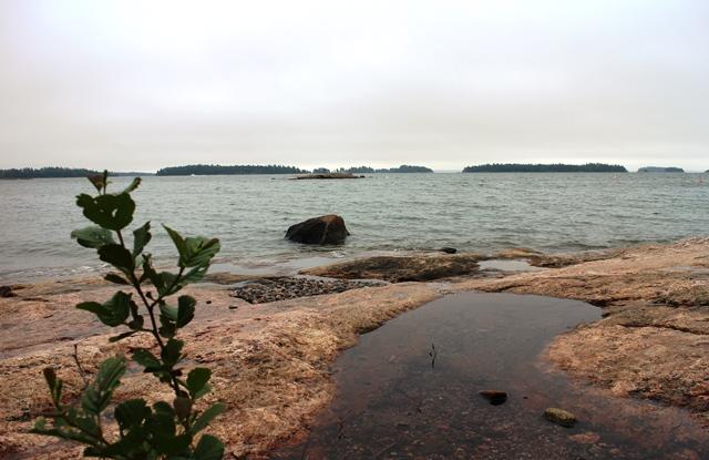 Näkymät Norrkullalandetin saarelta. Kuva: KivaaTekemistä.fi