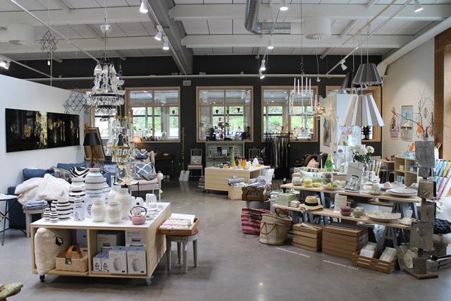 Design Shop. Kuva: KivaaTekemistä.fi