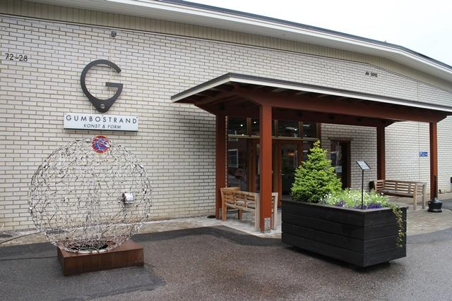 Gumbostrand Konst & Form. Kuva: KivaaTekemistä.fi
