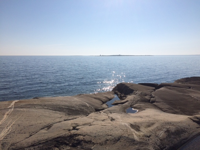 Uudenkaupungin merimaisemia. Kuva: KivaaTekemistä.fi