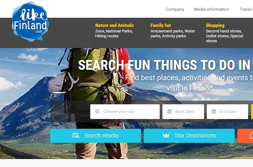 www.LikeFinland.com