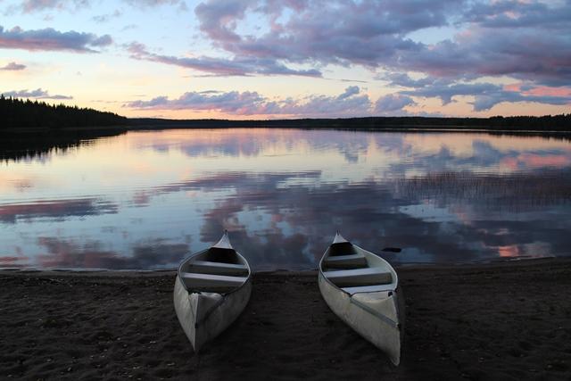 Iso-Virmasjärvi. Kuva: KivaaTekemistä.fi