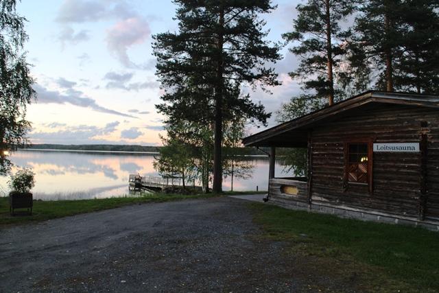 Loitsu-sauna. Kuva: KivaaTekemistä.fi