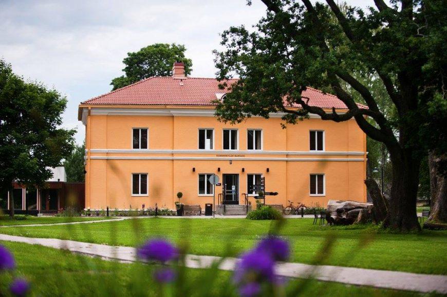 Kuva: Hämeenkylän kartano, Vantaa