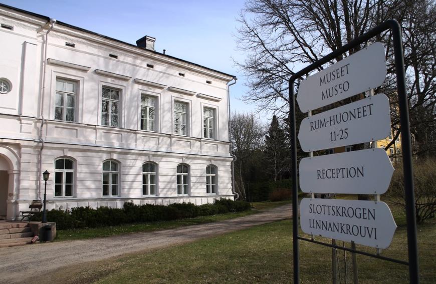 Mustion linnan kartanohotelli, Raasepori. Kuva: KivaaTekemistä.fi