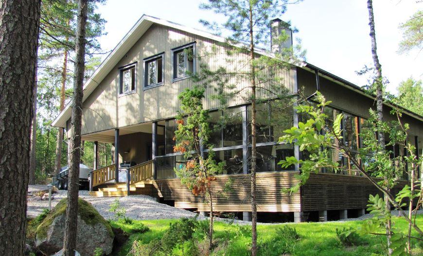 Villa Seasong, Norrkullalandet, Sipoo Kuva: Seasong Travels