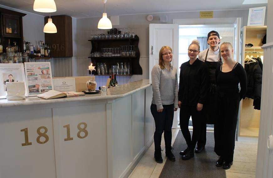 Perinteikäs Backaksen kartano uudistui ja avautui Vantaalla | KivaaTekemistä.fi