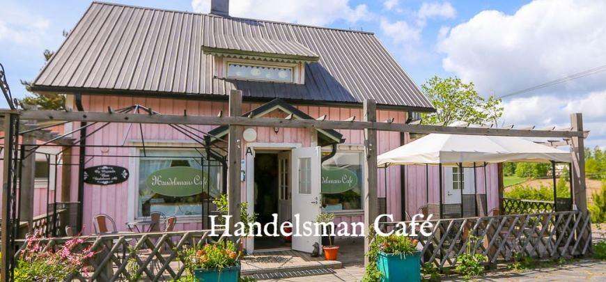 Majatalo Box on luomupainotteinen majoituskohde ja kahvila Sipoossa, idyllisessä Boxin kylässä. Pihapiirissä järjestetään joka toinen perjantai kaikille avoin REKO-lähiruokapiiri. Kuva: Majatalo Box & Handelsman Café