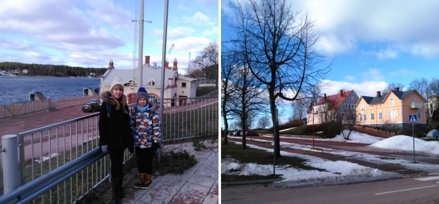 The sun came to greet us last day. We liked our mini holiday in Mariehamn, Åland. Thanks! Photo: LikeFinland.com